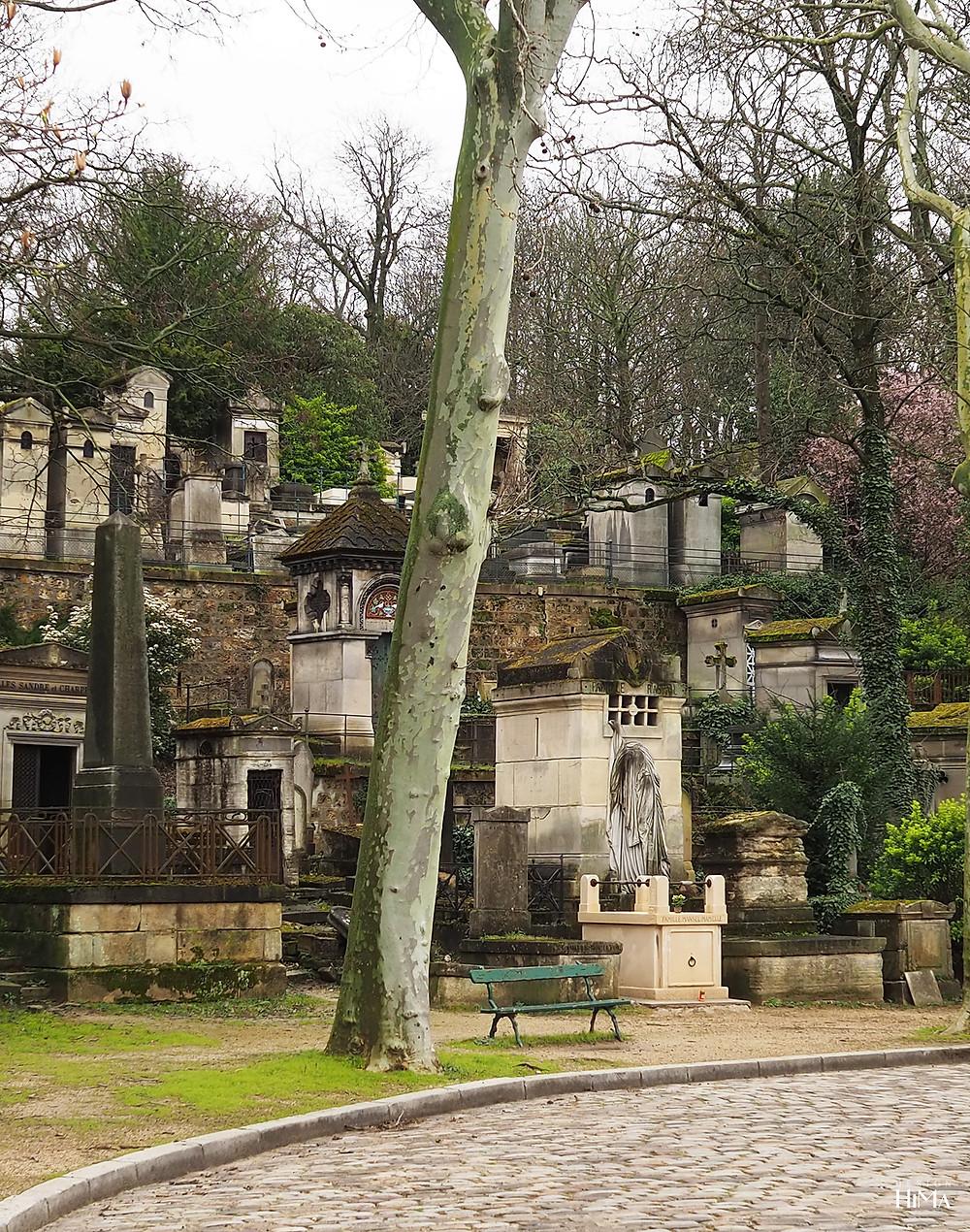 Pere Lachaise hautausmaa