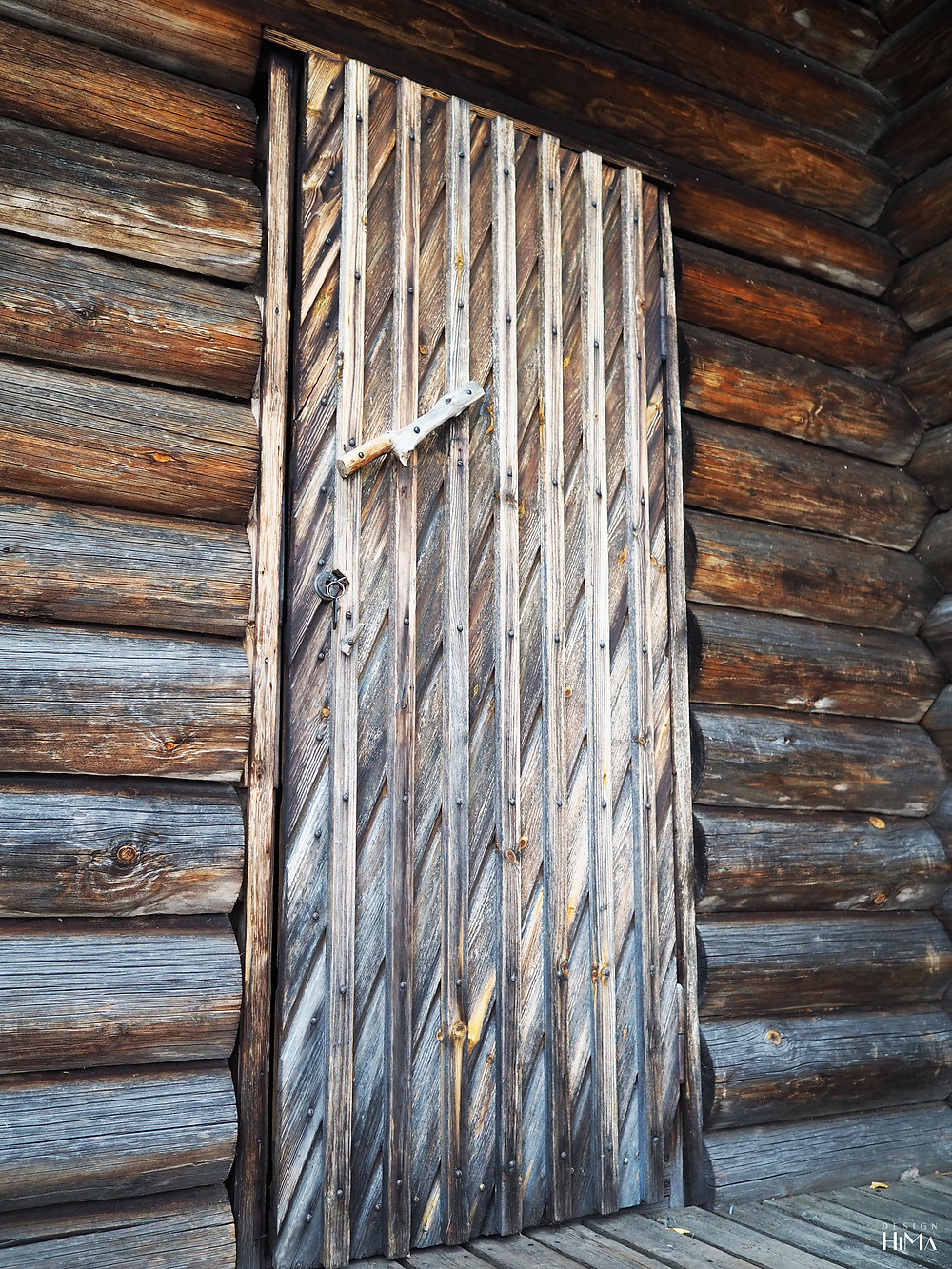 Muuratsalon koetalo savusauna Alvar Aalto