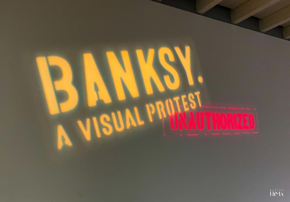 Banksy. A Visual Protest