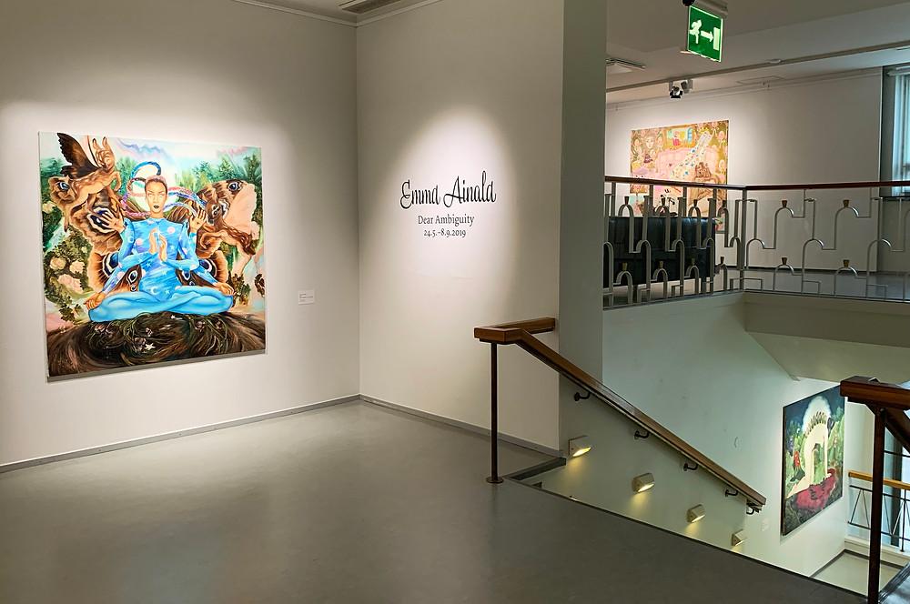 Emma Ainala – Dear Ambiguity Jyväskylän taidemuseo
