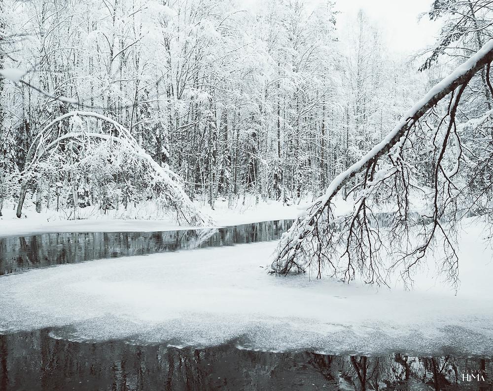 Talvinen Koskikaran kierros
