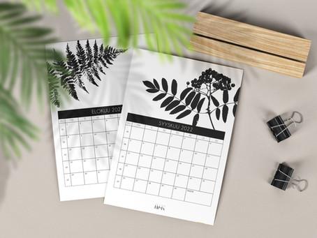 Design HiMa kalenteri 2022