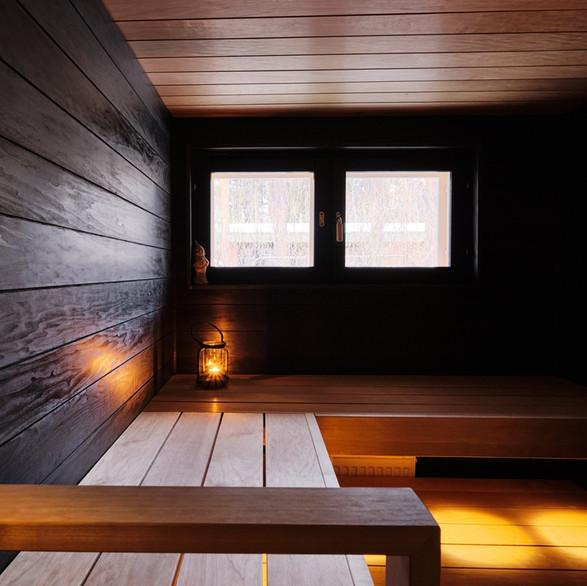 Okt,  kylpyhuone ja sauna