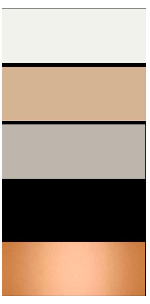 Sisustussuunnittelu värikartta keittiö