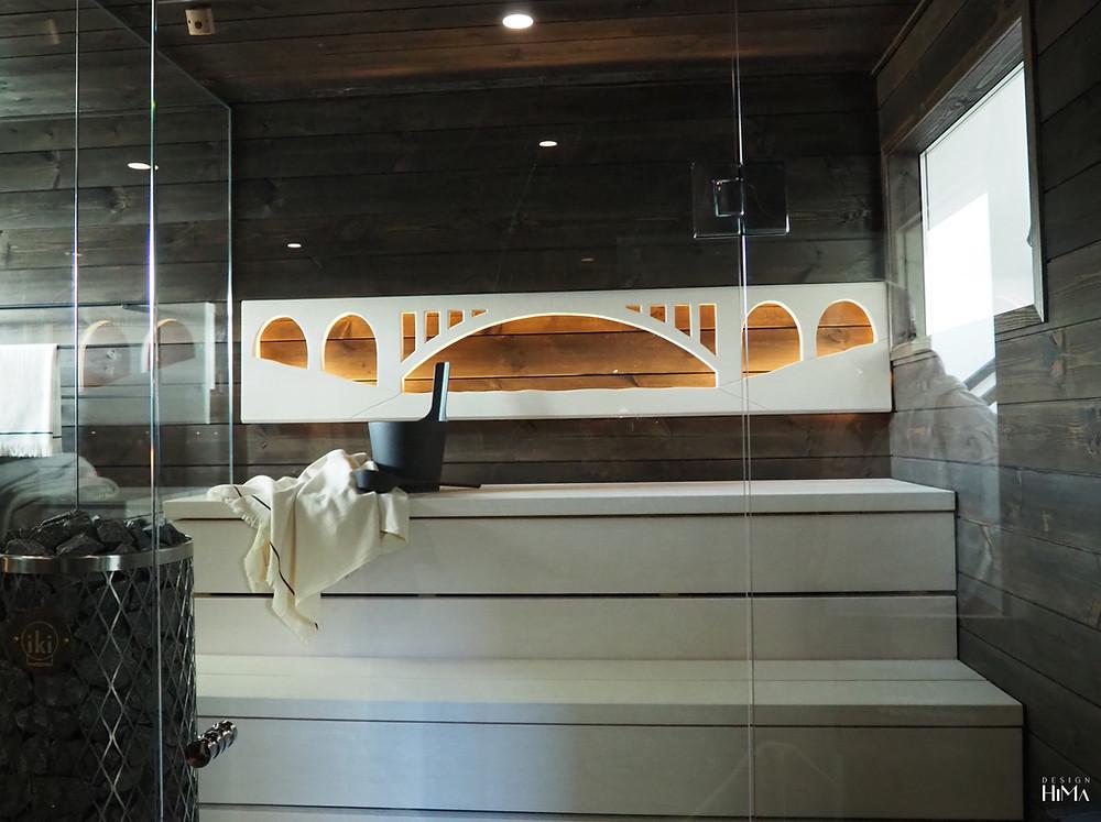 Talo Korea sauna
