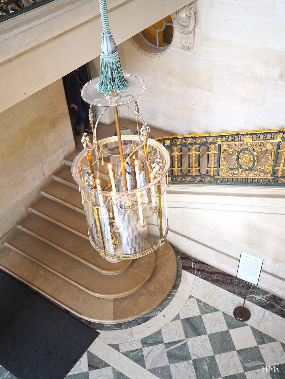 Petit Trianon portaikko