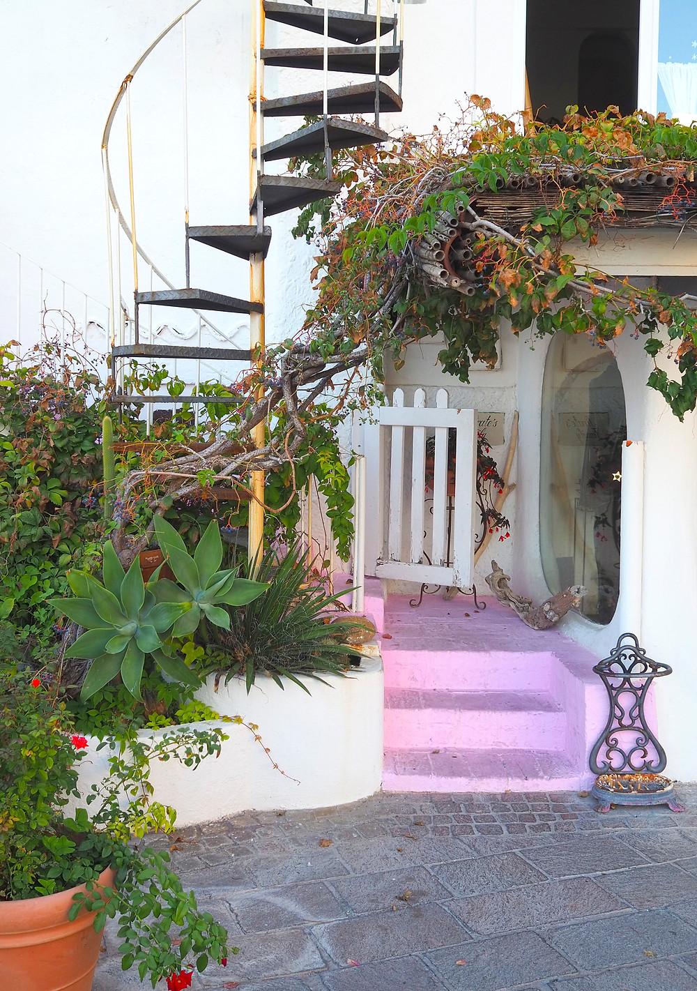 Sant'Angelo pinkit portaat