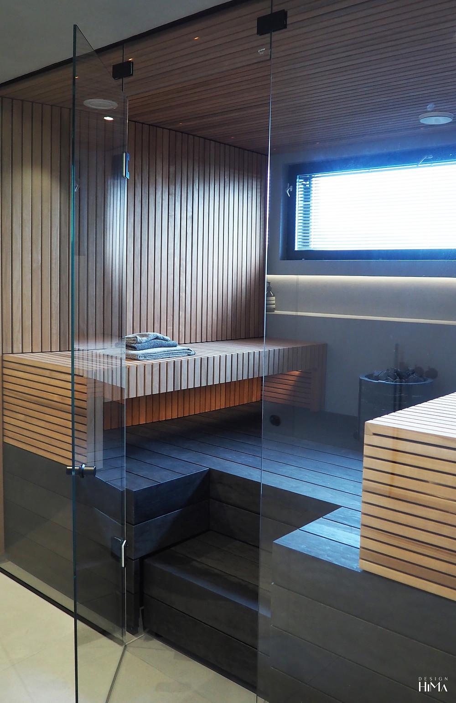 Lumitiikeri sauna