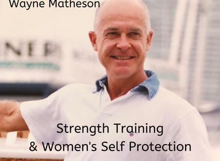 Strength Training & Women's Self Protection