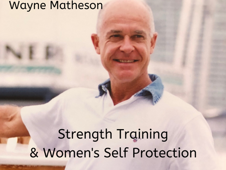 Strength Training & Women's Self Protection