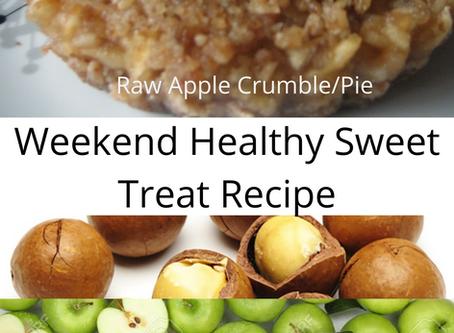 Weekend Healthy Sweet Treat Recipe