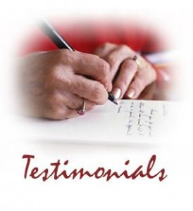 Retreat Testimonials