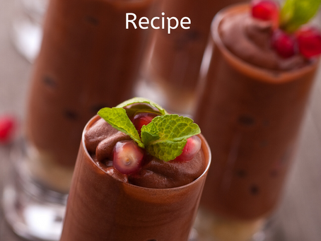 Raw Chocolate Mousse Recipe