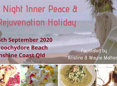 5 Night Inner Peace & Rejuvenation Holiday