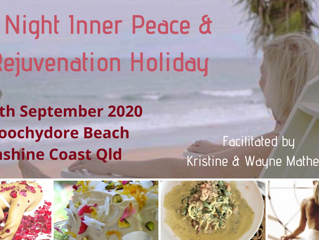 5 Night Inner Peace & Rejuvenation Holiday