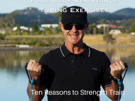 Ten Reasons to Strength Train