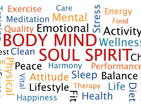 OUR BODY'S CHEMISTRY FOR HEALING