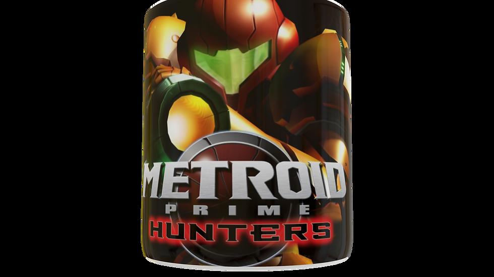 Caneca Metroid Prime Hunters