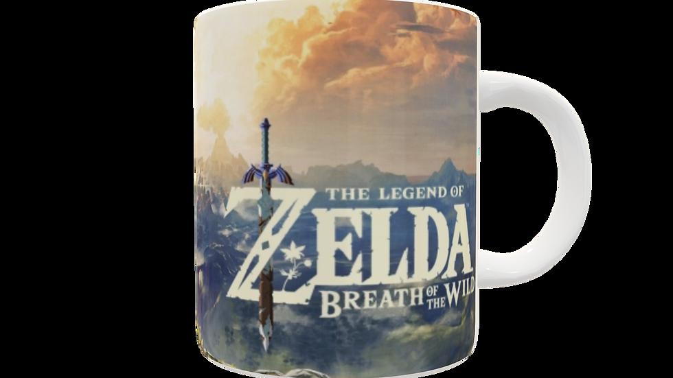 Caneca The Legends Zelda Breath of the Wild