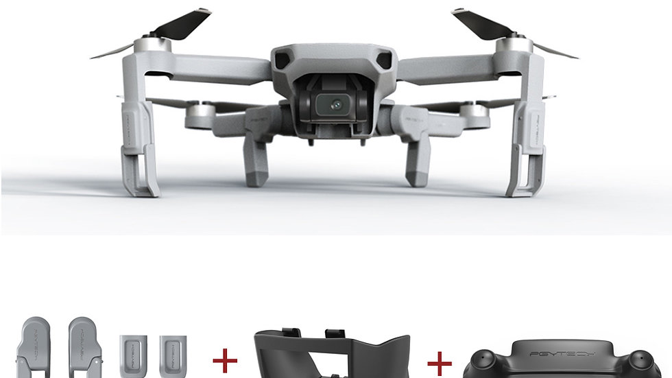 PGYTECH  for DJI Mavic Mini Landing Gear Extension  Propellers Motor Holder Fixa