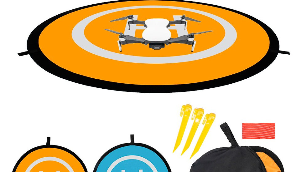 Landing Pads 55cm 75cm 110cm Drone Landing Pads for RC Quadcopters DJI MAVIC MIN