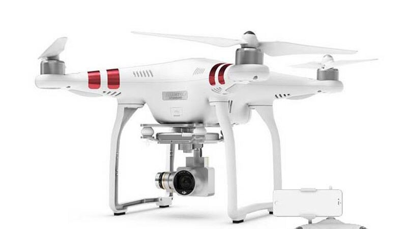 Ready Fly  Dji Phantom 3 Standard RC Drone With 2.7K HD Camera