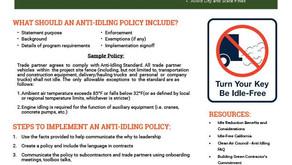 Anti-Idling Action Kit