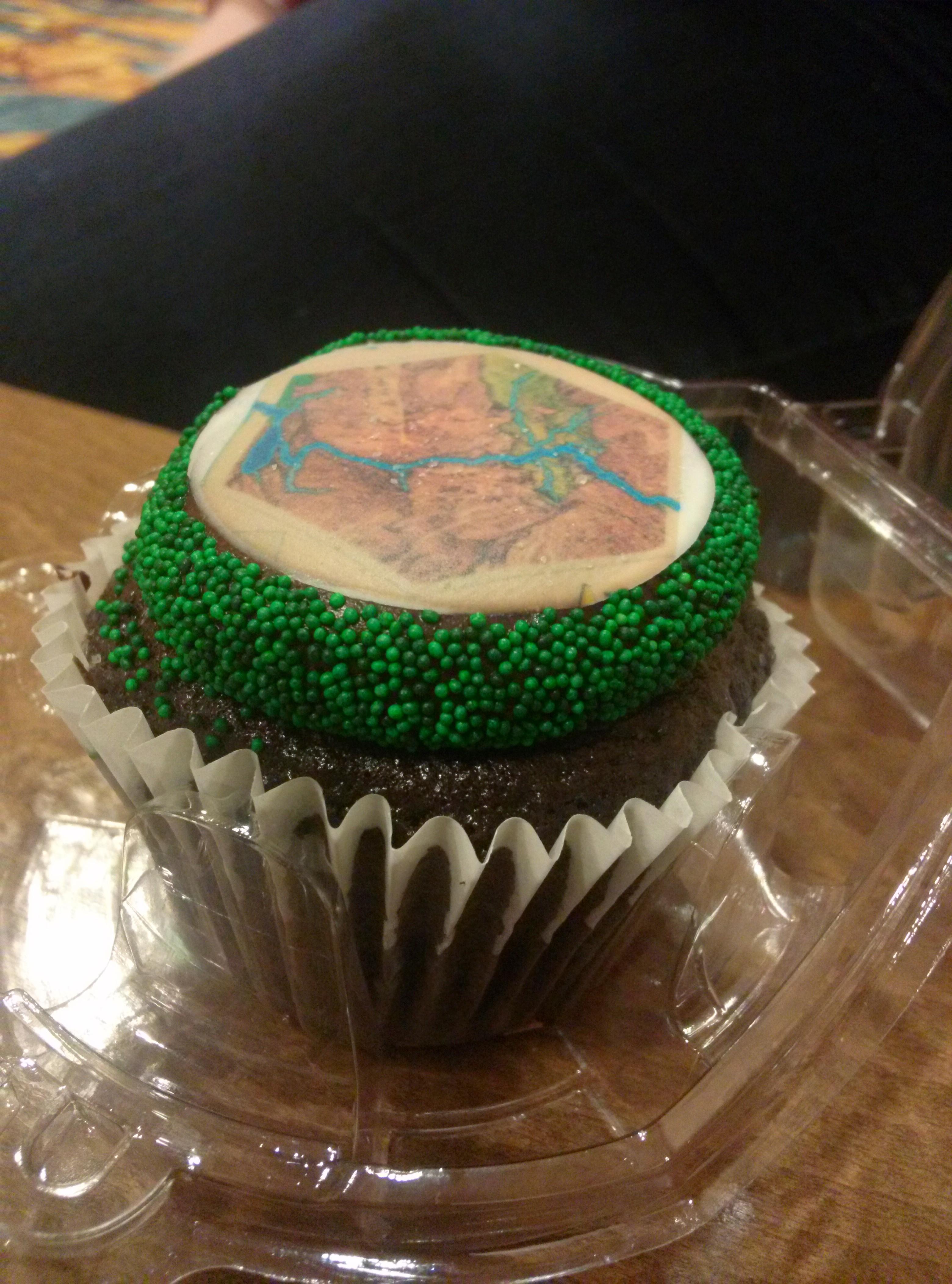 Cupcake of Catan