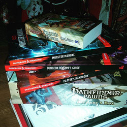 Roleplaying Books
