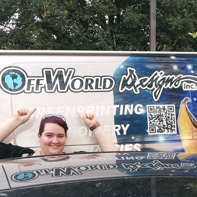 Off World Designs Truck