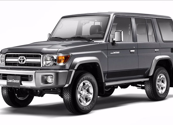 Toyota Land Cruiser 76 2007г.в.-н.в. 165/190 литров