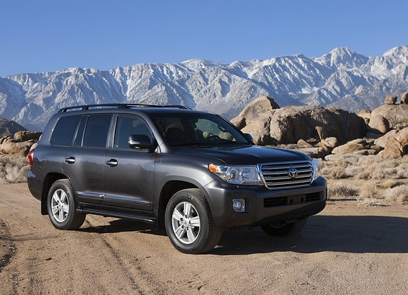 Toyota Land Cruiser 200 70/120/175 литров