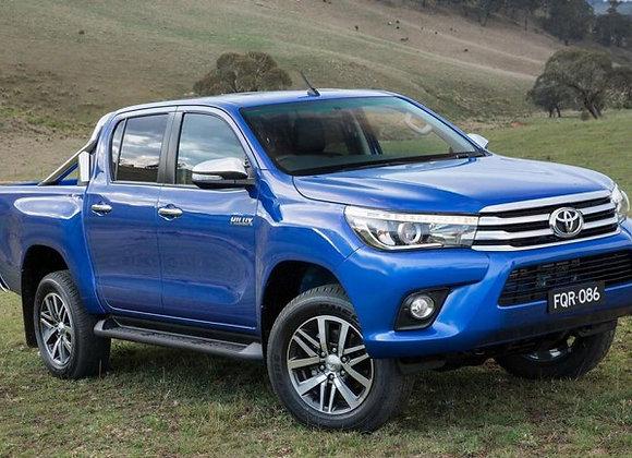 Toyota Hilux Revo 2015г.в.-н.в. 145 литров