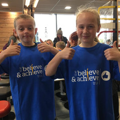 Young Ambassadors for Believe and Achiev