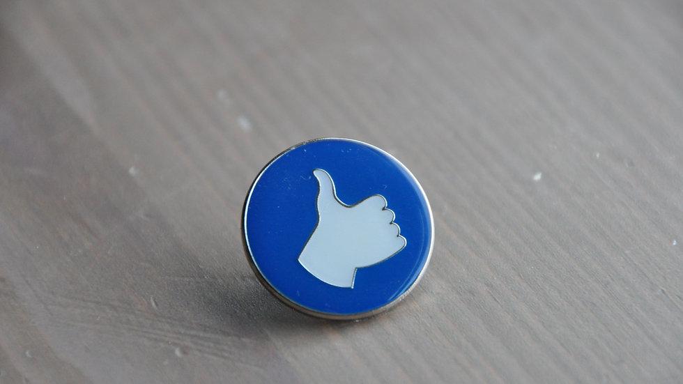 BAA Pin Badge