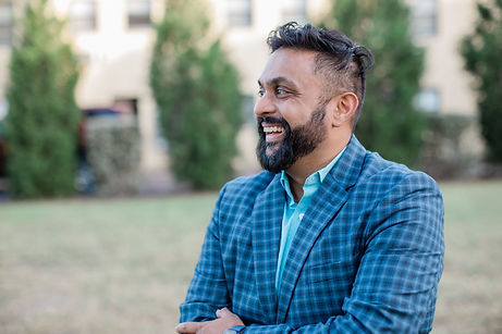 7 Questions with Santosh Mathew