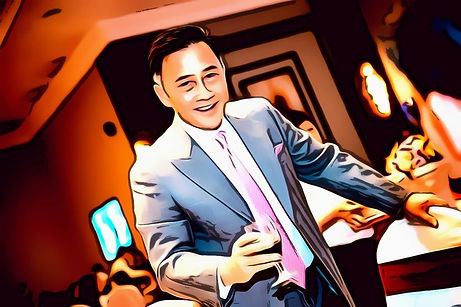 7 Questions with John Yip