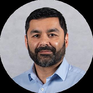 7 Questions with Kashif Naqshbandi