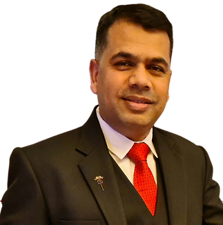 7 Questions with Dr Rohit Pramanik