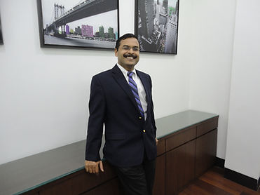 7 Questions with Anil Menon