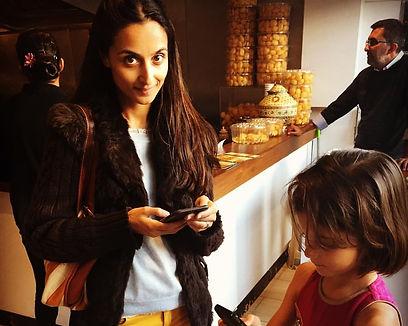 7 Questions with Farzana Baduel