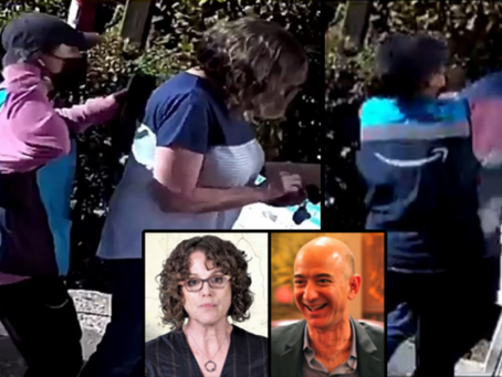 Did Amazon's 'White Fragility' Training Lead Worker to Assault White Woman For Her 'White Privilege'