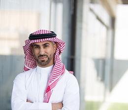 7 Questions with Yasser Alobaidan