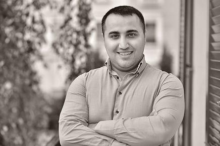 7 Questions with Rashad Noah Ismayilov