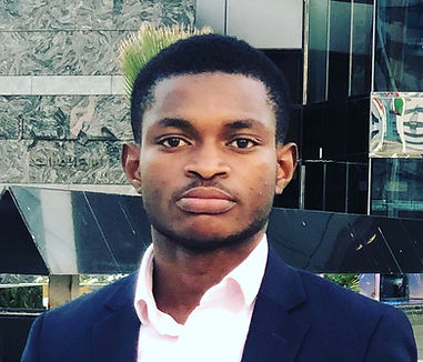 7 Questions with Theophilus Tsogbe Cromwell