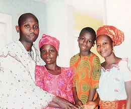 7 Questions with Akinola Oladipupo