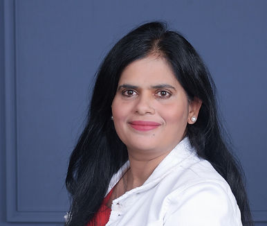 7 Questions with Bharti Mishra