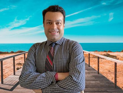 7 Questions with Pinaki Bhattacharya