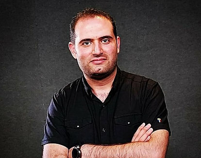 7 Questions with Amin Gharibi