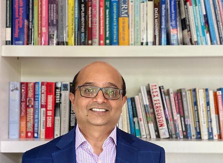 7 Questions with Vinaykumar Mummigatti